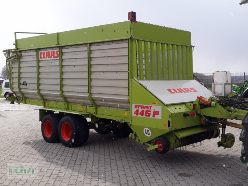 Ladewagen типа CLAAS Sprint 445 P, Gebrauchtmaschine в Bruckmühl (Фотография 1)