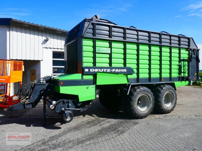 Ladewagen des Typs Deutz-Fahr Rotomaster 5520, Gebrauchtmaschine in Dorfen (Bild 1)