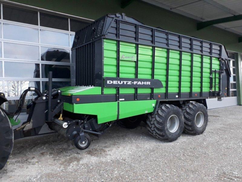 Ladewagen des Typs Deutz-Fahr Rotomaster 5520, Gebrauchtmaschine in Erding (Bild 1)