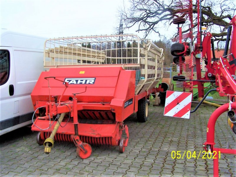 Ladewagen of the type Deutz-Fahr WE 327 L, Gebrauchtmaschine in Murnau (Picture 1)