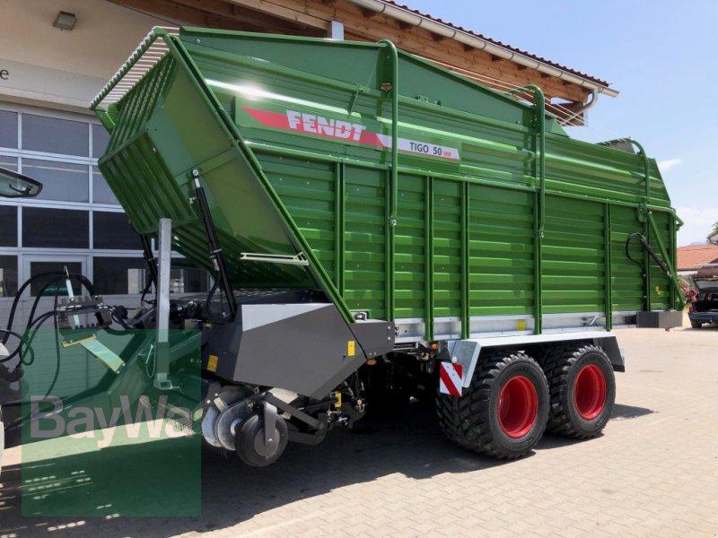 Ladewagen des Typs Fendt Tigo 50 MR PROFI *Finanzierungskauf 533 €/Monat*, Neumaschine in Surheim (Bild 1)