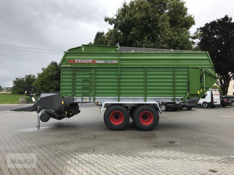 Ladewagen des Typs Fendt Tigo 50 MR, Neumaschine in Burgkirchen (Bild 1)