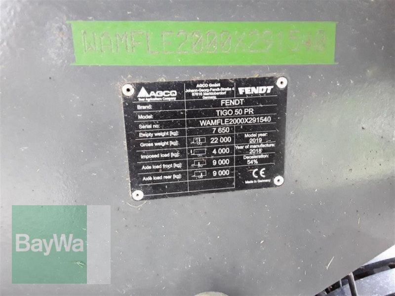 Ladewagen du type Fendt TIGO 50 PR FENDT LADEWAGEN, Vorführmaschine en Miltach (Photo 2)