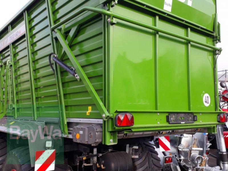 Ladewagen des Typs Fendt Tigo 60 PR, Gebrauchtmaschine in Weissenhorn (Bild 3)