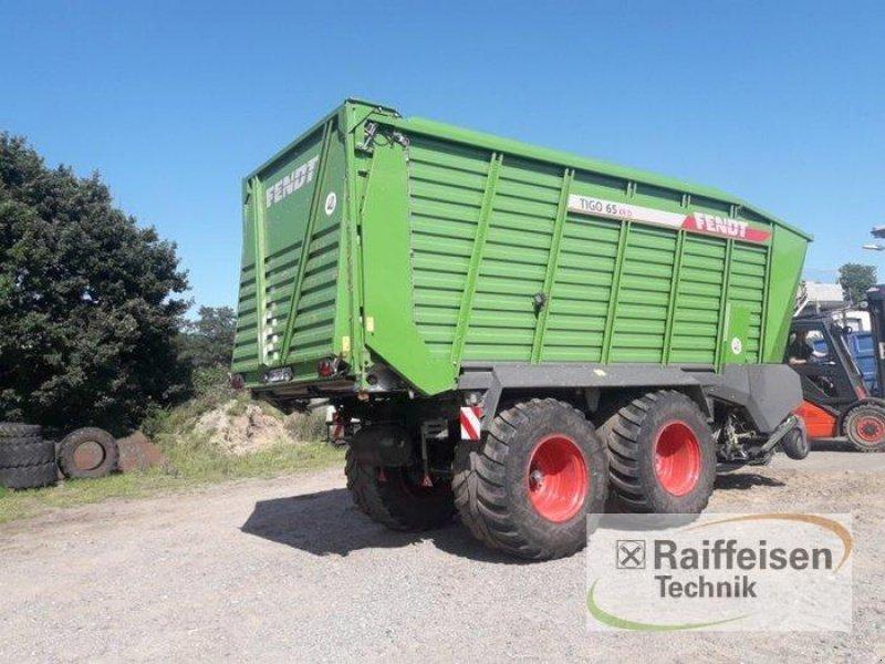 Ladewagen des Typs Fendt Tigo 65 XR D, Vorführmaschine in Itzehoe (Bild 10)