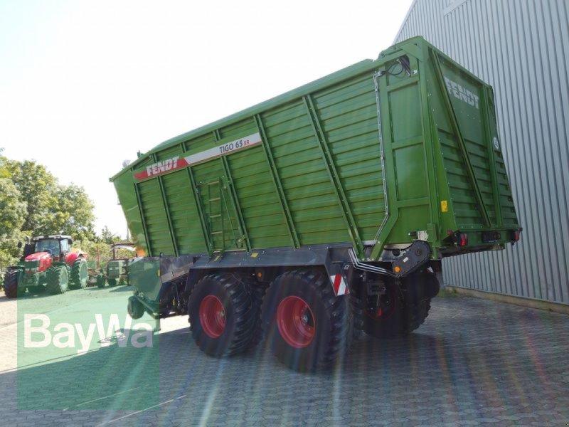 Ladewagen des Typs Fendt TIGO 65 XR, Gebrauchtmaschine in Manching (Bild 7)