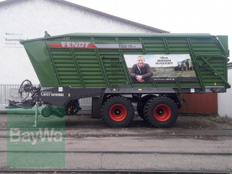 Ladewagen des Typs Fendt Tigo 70 PR, Neumaschine in Memmingen (Bild 1)