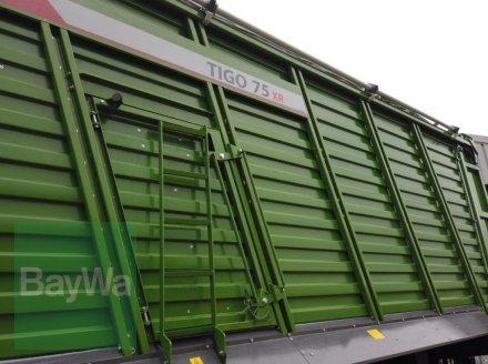 Ladewagen des Typs Fendt TIGO 75 XR, Gebrauchtmaschine in Manching (Bild 13)