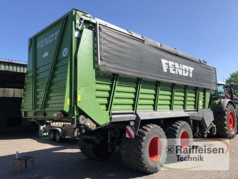 Ladewagen des Typs Fendt Tigo 75 XR, Vorführmaschine in Bad Oldesloe (Bild 7)