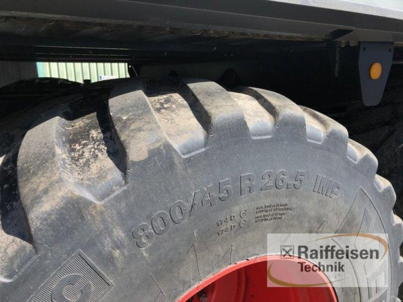 Ladewagen des Typs Fendt Tigo 75 XR, Vorführmaschine in Bad Oldesloe (Bild 8)