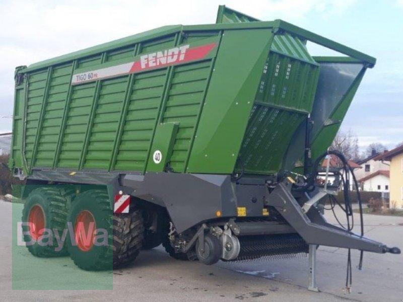 Ladewagen του τύπου Fendt Tigo AKTION, Neumaschine σε Jengen (Φωτογραφία 1)