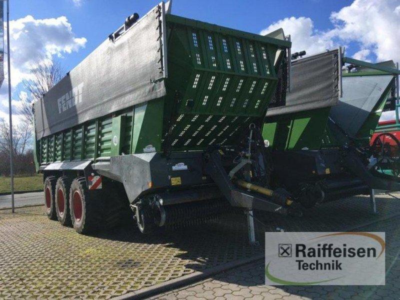 Ladewagen des Typs Fendt Tigo XR 100, Gebrauchtmaschine in Gadebusch (Bild 1)