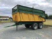Ladewagen a típus GOURDON BM 12000, Gebrauchtmaschine ekkor: ailias