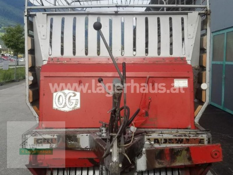 Ladewagen tipa Gruber Ladewagen/Erntewagen, Gebrauchtmaschine u Lienz (Slika 1)