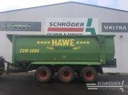 Ladewagen des Typs Hawe CSW 5000 T, Gebrauchtmaschine in Leizen