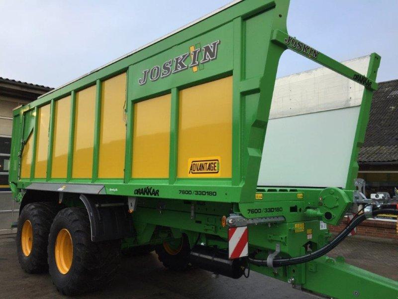 Ladewagen des Typs Joskin Drakkar 7600/33D180, Gebrauchtmaschine in Tinglev (Bild 6)