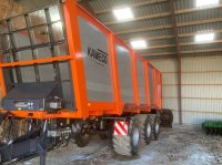 Kaweco Pullbox 9700H 60m³ Korn tæt Ladewagen