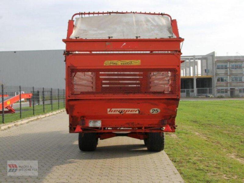 Ladewagen типа Kemper CARGO CR-S 9000, Gebrauchtmaschine в Oyten (Фотография 5)