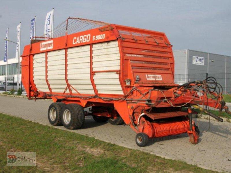 Ladewagen типа Kemper CARGO CR-S 9000, Gebrauchtmaschine в Oyten (Фотография 3)