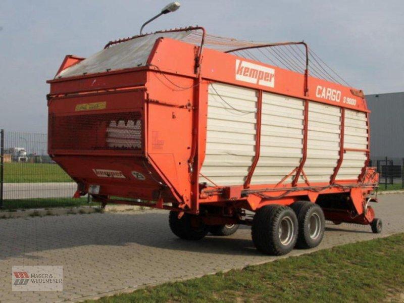 Ladewagen типа Kemper CARGO CR-S 9000, Gebrauchtmaschine в Oyten (Фотография 4)