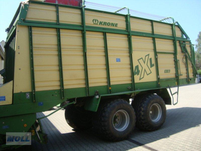 Ladewagen des Typs Krone 4 XL-GL, Gebrauchtmaschine in Euernbach (Bild 1)