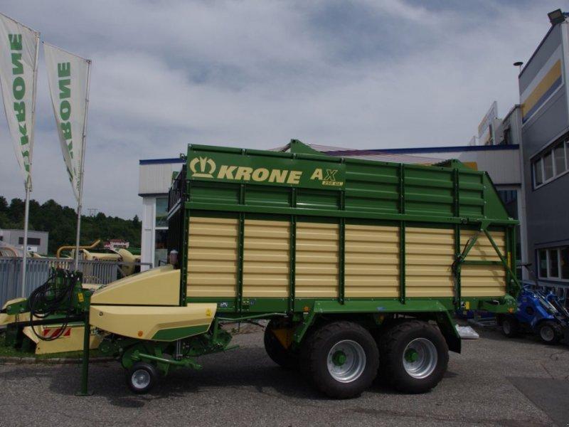 Ladewagen des Typs Krone AX 250 GL, Gebrauchtmaschine in Villach (Bild 1)