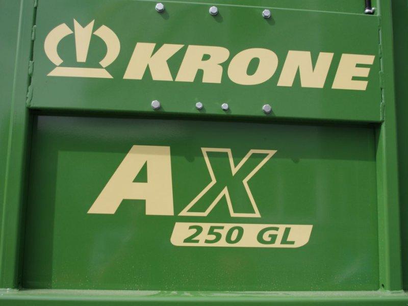 Ladewagen des Typs Krone AX 250 GL, Gebrauchtmaschine in Villach (Bild 5)