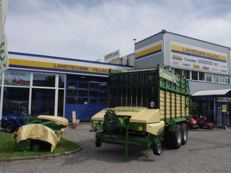 Ladewagen des Typs Krone AX 250 GL, Gebrauchtmaschine in Villach (Bild 2)