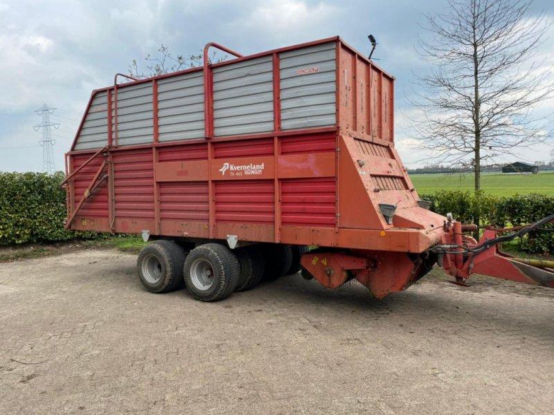 Ladewagen typu Krone invoer rotoren, Gebrauchtmaschine v Vriezenveen (Obrázok 1)
