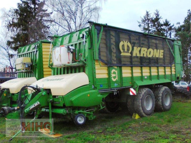 Ladewagen типа Krone LADEWAGEN ZX 450GL, Gebrauchtmaschine в Dummerstorf OT Petschow (Фотография 1)