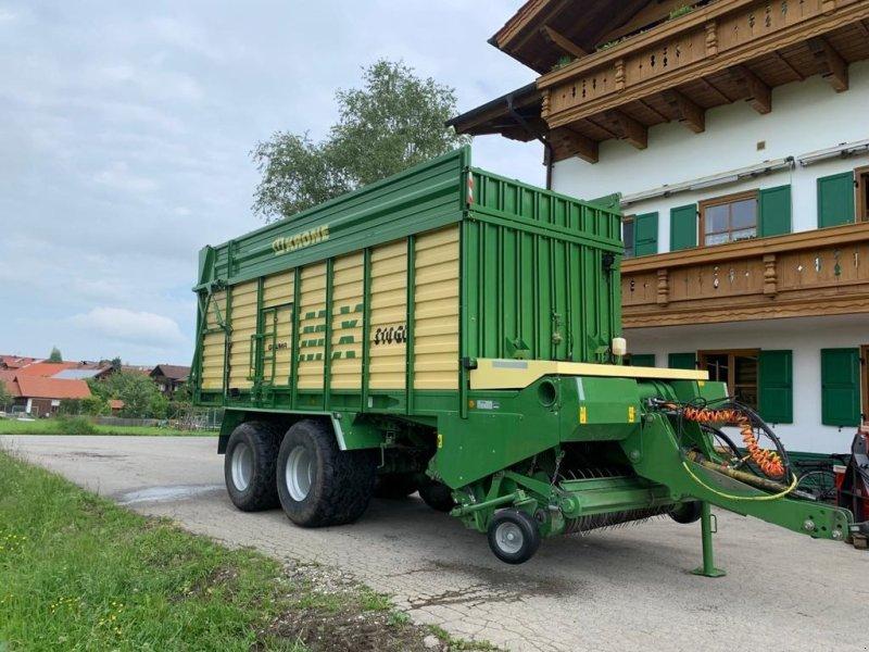 Ladewagen des Typs Krone MX 310 GL, Gebrauchtmaschine in Obersöchering (Bild 1)