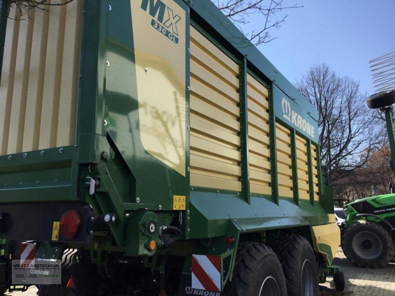 Ladewagen des Typs Krone MX 330 GL, Vorführmaschine in Bodenkirchen (Bild 7)