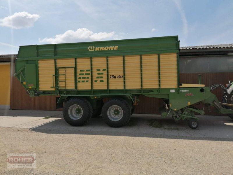 Ladewagen des Typs Krone MX 350 GD, Gebrauchtmaschine in Wieselburg Land (Bild 1)