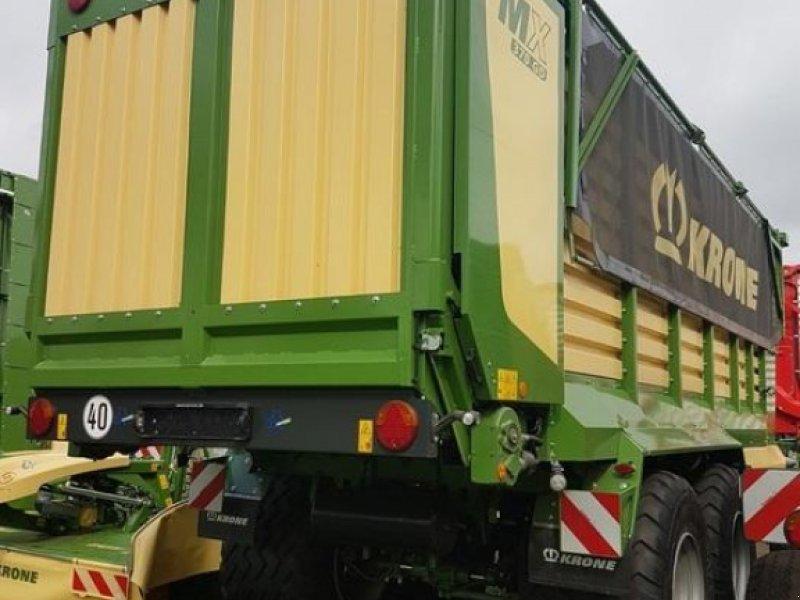 Ladewagen des Typs Krone MX 370 GD, Neumaschine in Schwanewede-Brundorf (Bild 3)