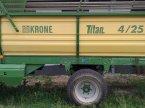 Ladewagen des Typs Krone Titan 4/25 ekkor: Nusplingen