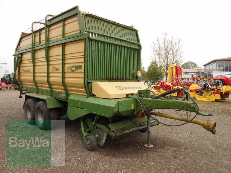 Ladewagen des Typs Krone Titan 6/40 GL All In, Gebrauchtmaschine in Mindelheim (Bild 3)