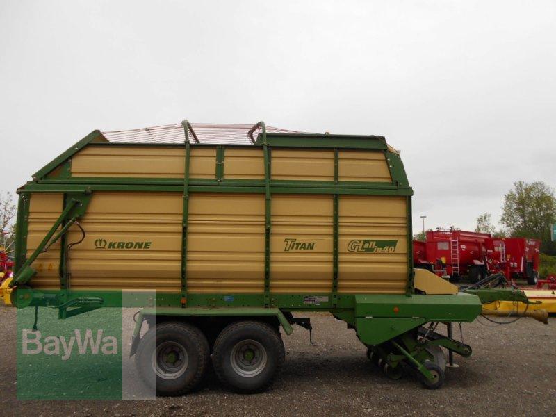 Ladewagen des Typs Krone Titan 6/40 GL All In, Gebrauchtmaschine in Mindelheim (Bild 4)