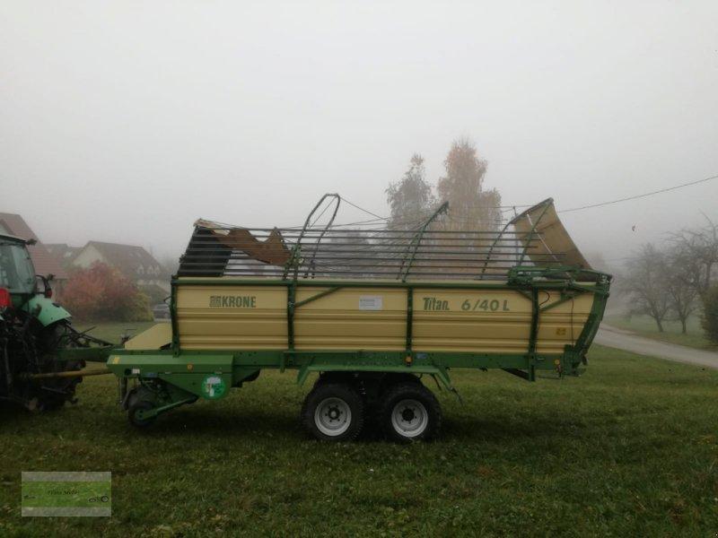 Ladewagen a típus Krone Titan 6/40 L, Gebrauchtmaschine ekkor: Ried (Kép 1)