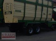 Krone Titan 6/42 GD All In szállító pótkocsi