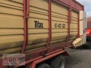 Ladewagen des Typs Krone Titan 6/42 GD, Gebrauchtmaschine in Kirchen-Hausen