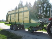 Krone Titan 6/48 All In Ladewagen