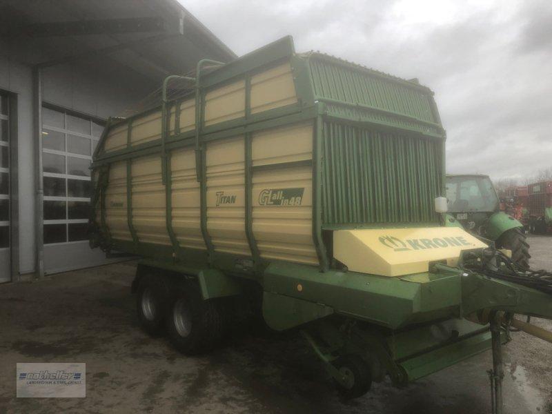 Ladewagen типа Krone Titan 6/48 GL All In, Gebrauchtmaschine в Pforzen (Фотография 2)