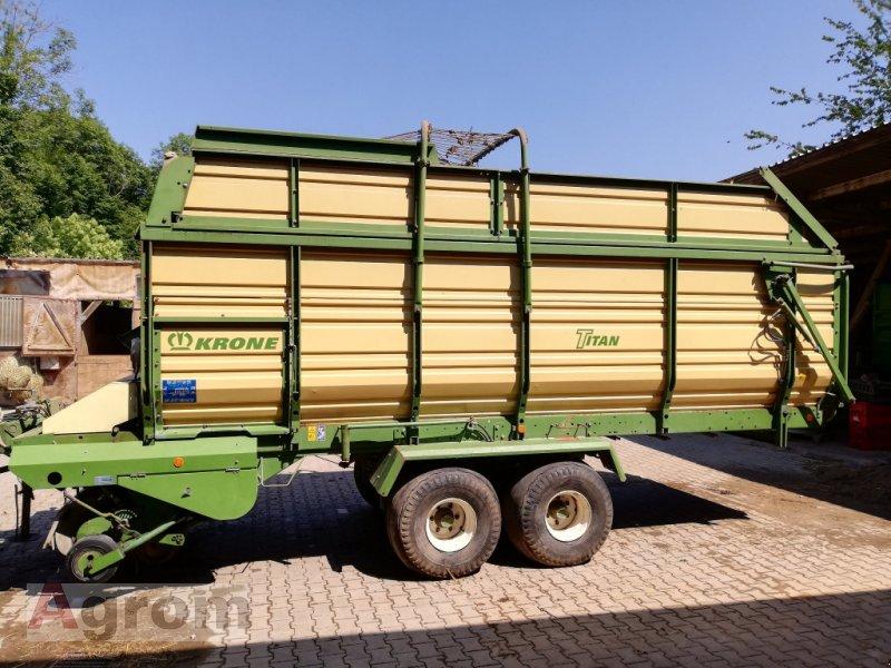 Ladewagen a típus Krone Titan 6/48 GL, Gebrauchtmaschine ekkor: Neuried (Kép 1)