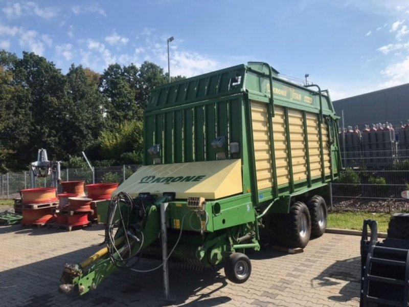 Ladewagen des Typs Krone Titan R/50 GL, Gebrauchtmaschine in Petersberg (Bild 1)