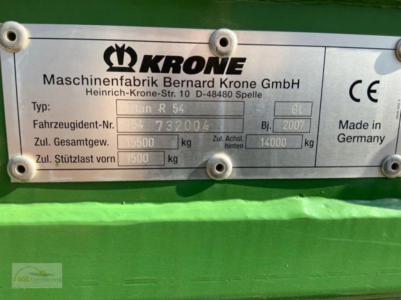 Ladewagen типа Krone Titan R/54 GL, Gebrauchtmaschine в Pfreimd (Фотография 8)