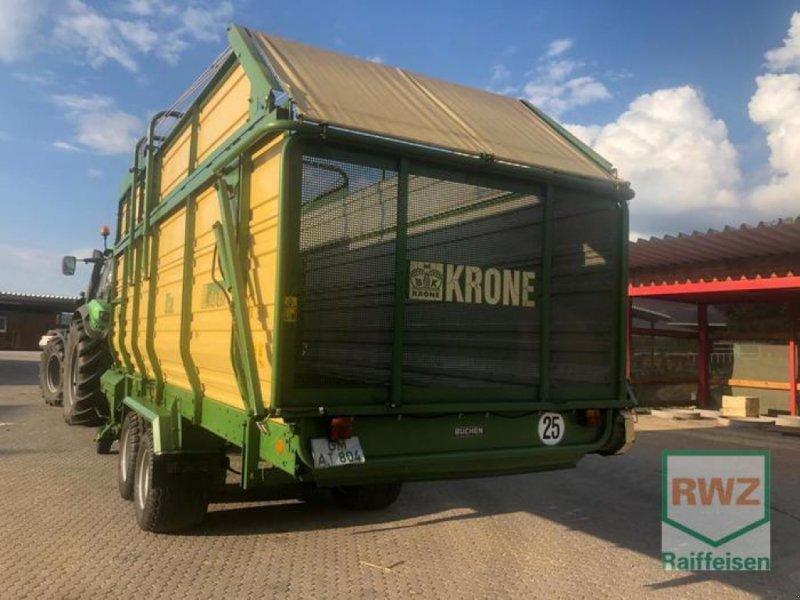 Ladewagen des Typs Krone Titan R48, Gebrauchtmaschine in Wipperfürth (Bild 7)