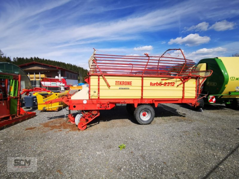 Ladewagen des Typs Krone Turbo 2300 TB23, Gebrauchtmaschine in St. Marein (Bild 1)