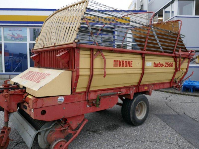 Ladewagen a típus Krone Turbo-2500, Gebrauchtmaschine ekkor: Villach (Kép 1)