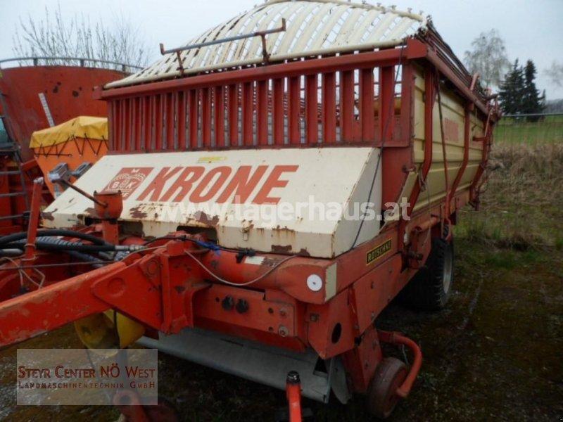 Ladewagen типа Krone TURBO 2500, Gebrauchtmaschine в Purgstall (Фотография 1)