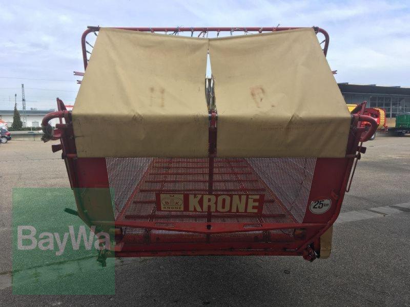 Ladewagen des Typs Krone TURBO 3200, Gebrauchtmaschine in Obertraubling (Bild 7)
